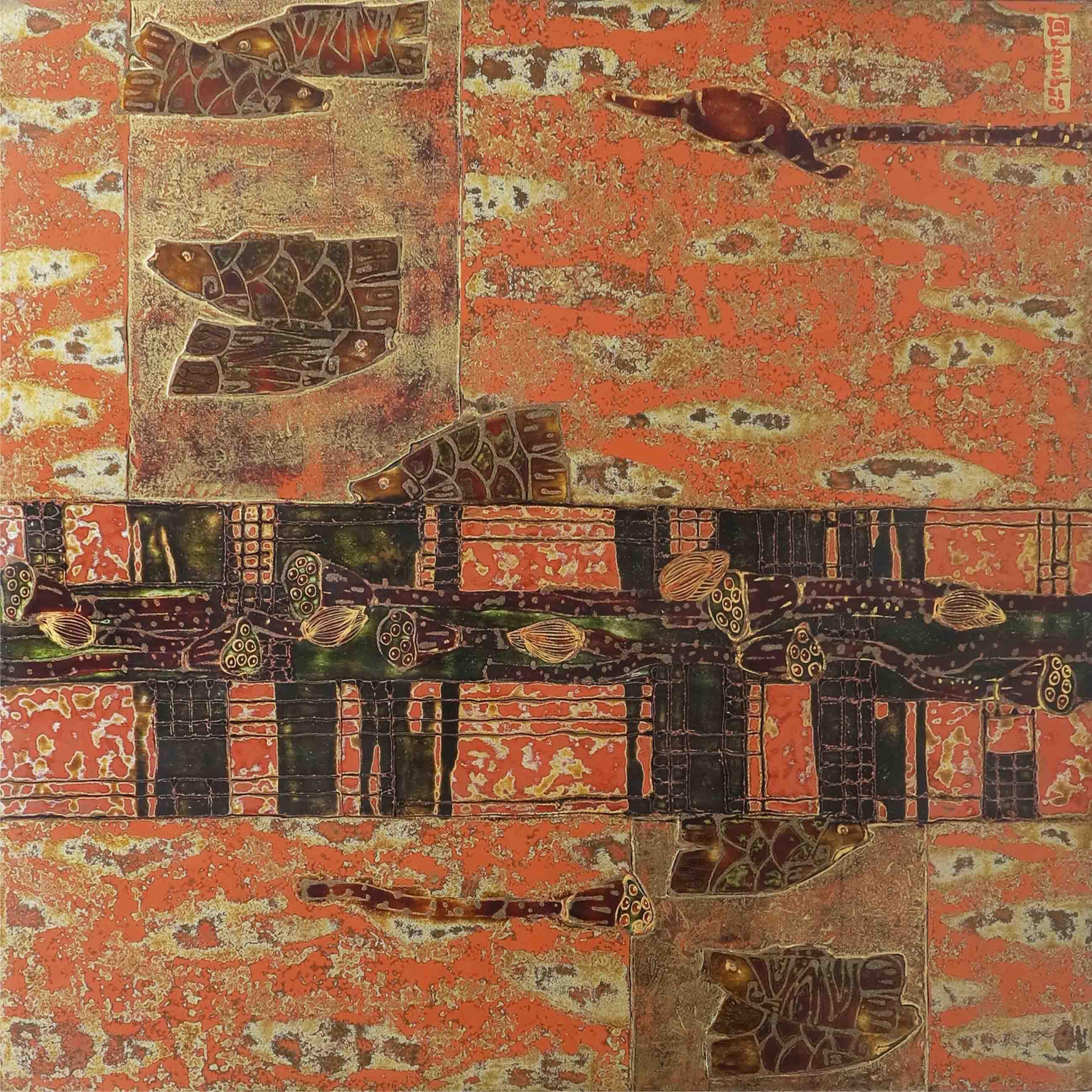 Art Galleries Saigon Vietnam Famous Artists Paintings GalerieNguyen